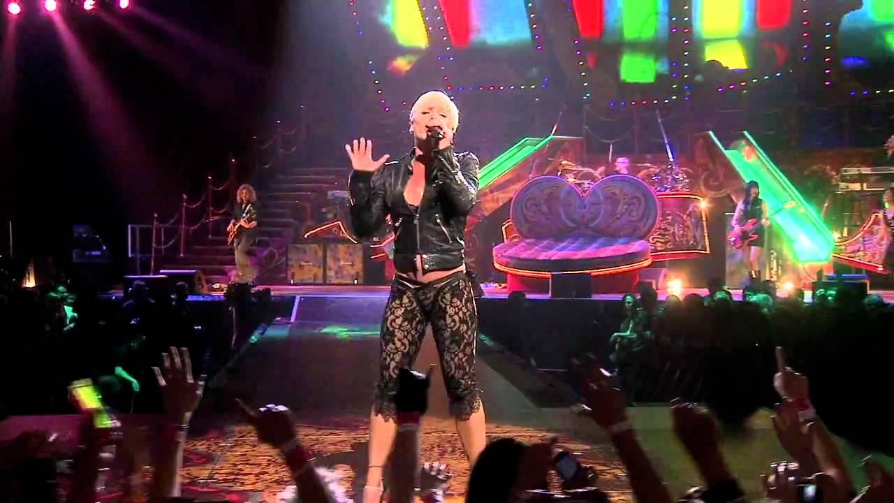 Pink Funhouse Tour Live In Australia Youtube