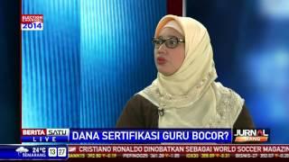 Dialog: Dana Sertifikasi Guru Bocor?