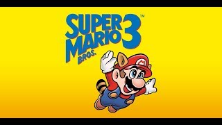 SUPER MARIO BROS. 3 on SWITCH! HELL YES!