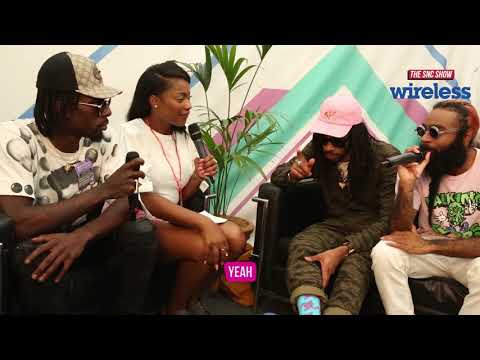 Wireless TV | Flatbush Zombies interview | 2017