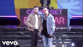 Liam Payne, J Balvin - Familiar (Live On Good Morning America / 2018)
