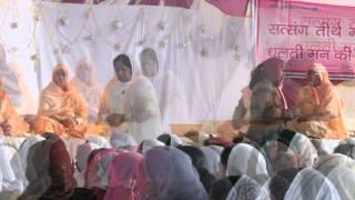Annual Bhandara by Shri Anandpur satsangh  Kutia  Rajpura Town