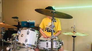 Hillsong - what a beautiful name ( drum ...
