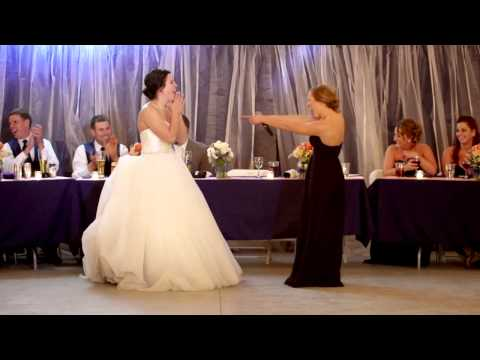 Maid Of Honor Raps To Fresh Prince Of Bel Air Theme Song