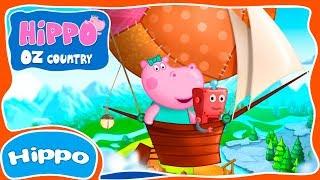 Гиппо 🌼 Сказки Гиппо 🌼 Волшебник страны ОЗ 🌼 Мультик игра для детей (Hippo)