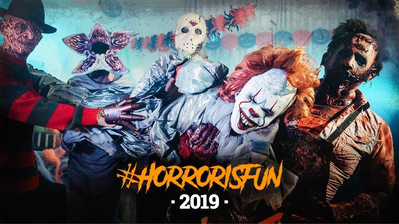 Funidelia #horrorisfun 2019 - halloweenfunidelia