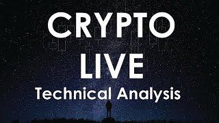 TCG  Crypto LIVE Analysis 3/18/2018