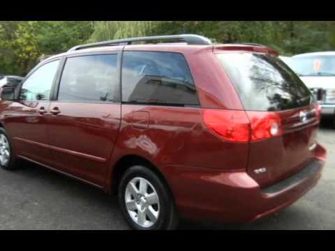 2006 toyota sienna xle clean family van warranty new md inspected for sale in youtube. Black Bedroom Furniture Sets. Home Design Ideas