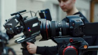 $500 Camera vs $50,000 Camera
