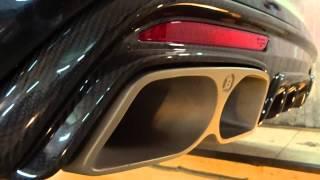 видео Тюнинг нового Mercedes S-Class W222 от ателье Brabus