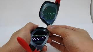 브이쿨 선글라스(V-KOOL) 전용 도수클립 제거 방법