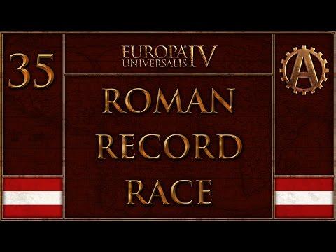 EUIV The Holy Roman Record Race 35
