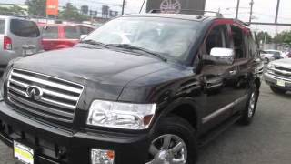 2007 Infiniti QX - Jersey City New Jersey