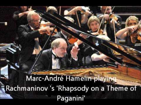 Marc André Hamelin - Rachmanin…