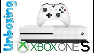 Unboxing De La Xbox One S | Sebastián Dominguez