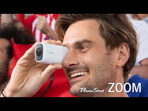 Introducing the PowerShot ZOOM (Canon Official)