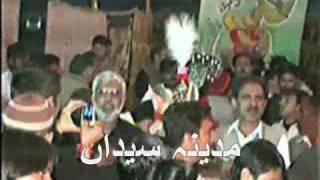 Chahlum IMAM HUSSAIN(A.S.) ZIARAT SHABEEH-E-ZULJANA  Madina Syedan