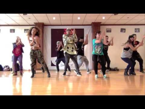 Lose Yourself To Dance By Daft Punk - Choreography Jesus Nuñez (JL Dance Studio)