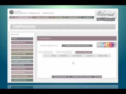 Portal de Ventas por Catálogo Leonisa Colombia / What is Leonisa Catalog Sales Business?