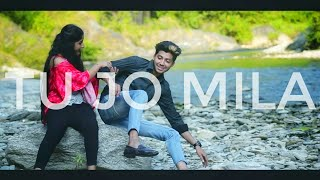 TU JO MILA | Cute Love Story | Salman Khan | Bajrangi Bhaijaan | Javed Ali | WD MOVIES