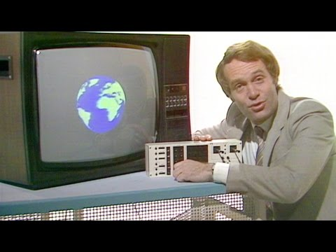 Early CGI - Tomorrow's World - Brit Lab - BBC