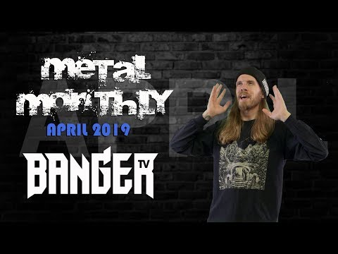 Best New Metal Releases April 2019: None, Exumer, Chevalier, Hath, Smoulder episode thumbnail