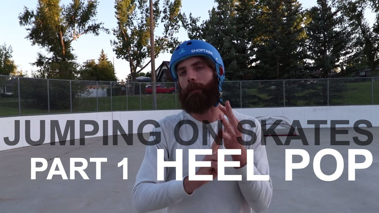 Download HOW TO JUMP ON INLINE SKATES - Part 1 - The Heel Pop