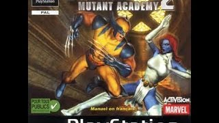 X-Men Mutant Academy 2 (PSone): All Super Moves