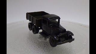 ГАЗ ААА - Model 1:43. Made in USSR (моя коллекция)