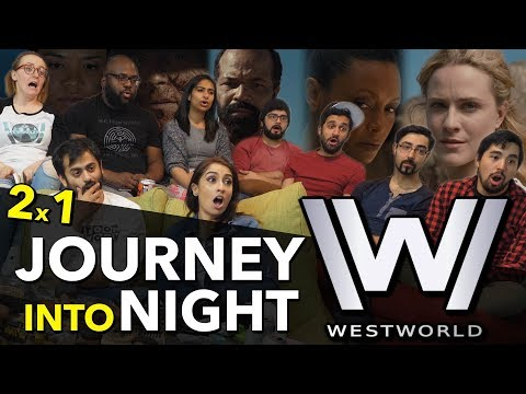 Westworld - 2x1 Journey Into Night - Group Reaction