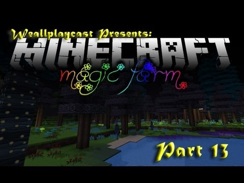 Magic Farm FTB Mod Pack Ep13   Thaumcraft 3 is Back! and we get the boots