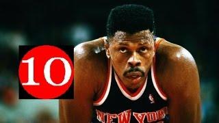 Patrick Ewing Top Plays Of Career
