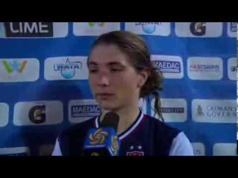 CWU20, USA vs TRI, McKenzie Meehan