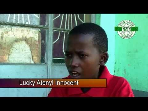 Lucky Innocent person living with HIV/AIDS. His testmony. by Charles Owor