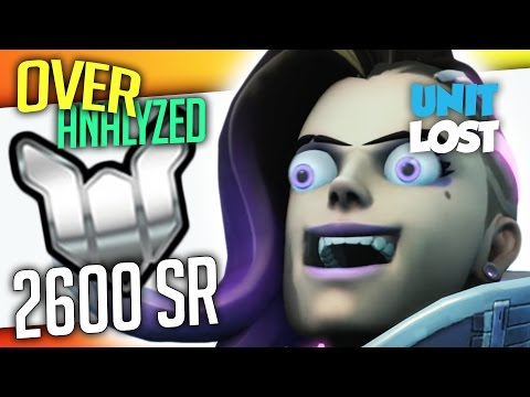 Overwatch Coaching - Sombra - PLATINUM 2600 SR - [OverAnalyzed]