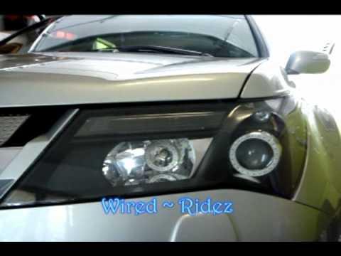 Wired Ridez Acura Mdx 2010 Youtube