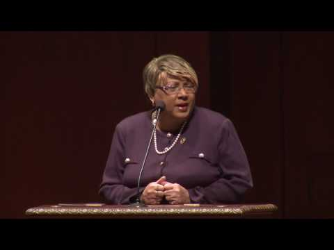 Jane Elliott and Roland Martin - 2017 WCTF Conference Keynote Address
