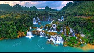 VIETNAM, Waterfalls: Amazing Planet (4K) 2020