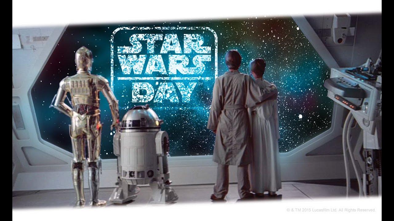 """Recordemos con este vídeo conmemorativo a los personajes más icónicos del universo """"STAR WARS"""""""
