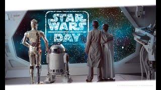 Celebramos Star Wars Day en toda la galaxia