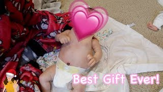 BEAUTIFUL RARE Reborn Baby Box Opening! Quinlynn by Laura Lee Eagles! | Kelli Maple