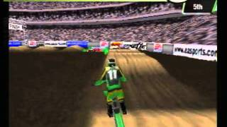 Supercross 2000 - Nintendo 64