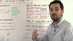 SEO TUTORIAL FOR BEGINNER - LECTURE 1 BUILDING A MONTHLY SEO ACTION PLAN