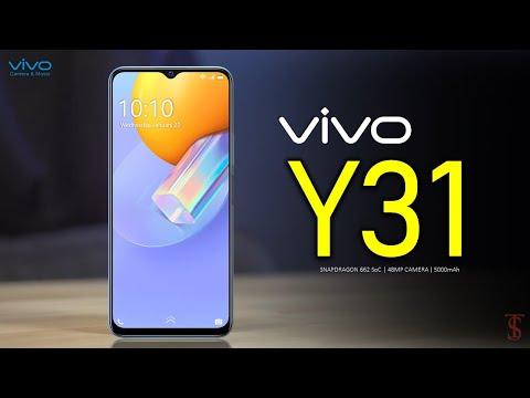 Vivo Y31 Price, Official Look, Camera, Design, Specifications, 6GB RAM, Features
