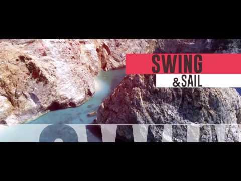 Swing'n'Sail 2017 in 5 Greek Islands