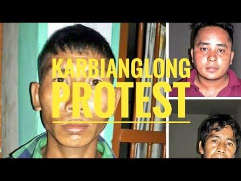 Karbianglong Incident#protest For Justice
