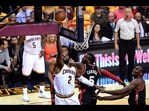 Kyrie Irving Leads Cavaliers Past Raptors with 27 Points
