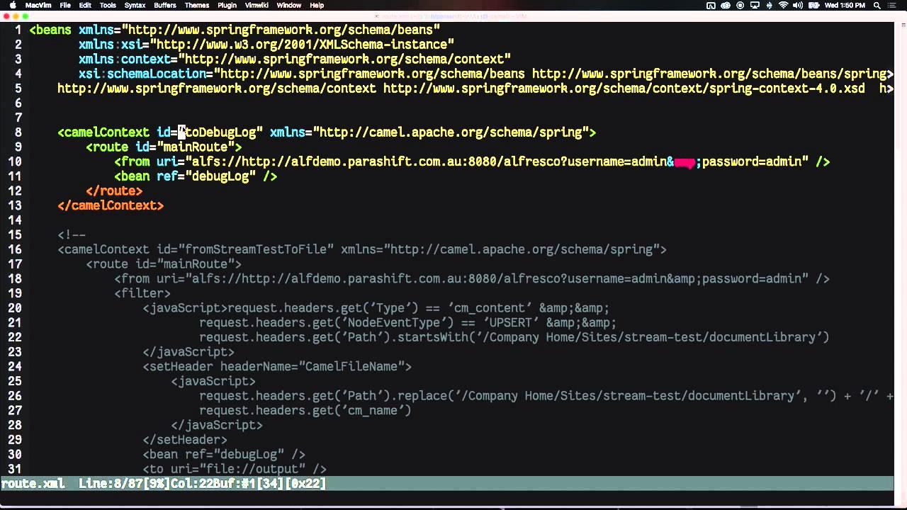 Stream Processing with Alfresco – Parashift