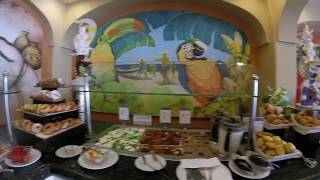 Buffet Restaurant at Barcelo Puerto Vallarta, with Ocean Views