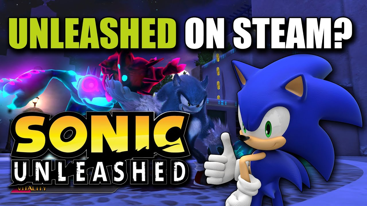 Sonic Unleashed Portable Pc